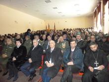 Նշվեց Հայկական բանակի կազմավորման 25 ամյակը