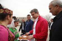 Կարեն Կարապետյանն աշխատանքային այցով եղել է Արմավիրի և Արագածոտնի մարզերում
