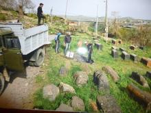 ,,Մաքուր Հայաստան,, ծրագրի շրջանակում իրականացվում են մաքրման աշխատանքներ