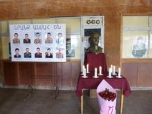 Հիշատակի ցերեկույթ՝ նվիրված քառօրյա պատերազմում զոհված Ռաֆիկ Հակոբյանին