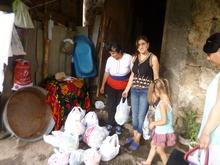 Անապահով ընտանիքին օգնություն տրամադրվեց