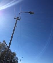 Սուբվենցիոն ծրագրի շրջանակներում ՀՀ Արագածոտնի մարզի Ալագյազ խոշորացված համայնքում կառուցվեց փողոցների գիշերային լուսավորության ցանց