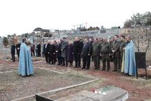 Արագածոտնի մարզում նշվեց Հայոց բանակի 27 ամյակը