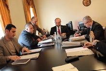 Կայացավ ՀՀ Արագածոտնի մարզային զորակոչային հանձնաժողովի նիստը