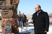 Արագածոտնի մարզի Թաթուլ համայնքում հերոսներին չեն մոռանում