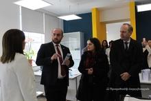 Արագածավան համայնքում բացվեց Քաղաքացիների սպասարկման գրասենյակը