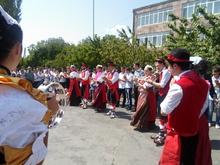 «Հայաստանը խաղաղության խաչմերուկում» ֆոլկլորային փառատոն՝ Արագածոտնում