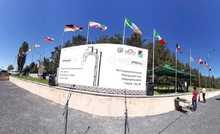 Արագածոտնի մարզի Ապարան քաղաքում  ընթանում է  քանդակագործության միջազգային սիմպոզիումը