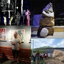 Բելգիահայ Արա Բադալյանը  ապարանյան քանդակագործական սիմպոզիումին մասնակցում է 2-րդ անգամ