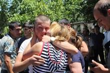 ՀՀ Արագածոտնի մարզում մեկնարկել է 2019 թվականի ամառային զորակոչը