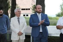 Ապարան համայնքում ներկայացվել է «Քաղաքացիների ձայնն ու գործունեությունը Հայաստանի խոշորացված համայնքներում» ծրագրի շրջանակներում իրականացվող «Քաղաքացու բյուջե» նախաձեռնությունը