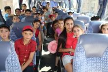«ԼԱՎԱ Աղբյուր» մանկական ճամբար ուղևորվեց երրորդ հերթափոխ
