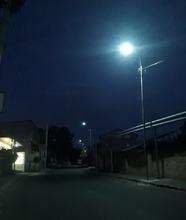 Օշական համայնքում ընդլայնվում է  փողոցների արտաքին լուսավորության ցանցը