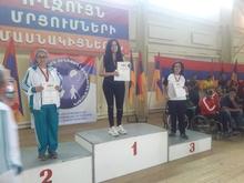 «Հաշմանդամություն ունեցող լավագույն մարզիկ» մրցույթում մեր մարզի շախմատիստուհին նվաճեց առաջին մրցանակը