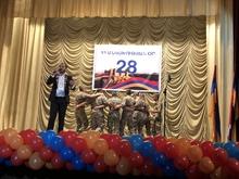 Արագածոտնի մարզում նշվեց Անկախության տոնը