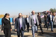 ՄԱԿ-ի Պարենի համաշխարհային ծրագիրը Արագածոտնի մարզում փոխանցվեց Հայաստանի Հանրապետության կառավարությանը