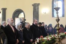 Օծվեց Աշտարակի վերանորոգված Սուրբ Մարիանե եկեղեցին