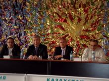 ՀՀ-ում Ղազախստանի Արտակարգ և Լիազոր դեսպանն այցելել է Արագածոտնի մարզ