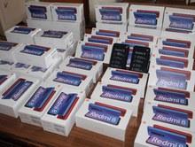 Արագածոտնի մարզին «Վիվա-ՄՏՍ» ընկերության կողմից նվիրաբերված 50 Xiaomi Redmi սմարթֆոնները մարզպետարանը տրամադրել է մարզի  հանրակրթական դպրոցներին