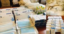 Արագածոտնի մարզի բուժհիմնարկներին տրամադրվում են բժշկական պարագաներ