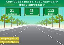 Սուբվենցիոն ծրագրով Արագածոտնի մարզում 42կմ ներհամայնքային ճանապարհներ կվերանորոգվեն