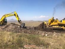 Հիմնանորոգվում է Կաթնաղբյուր-Շղարշիկ-Եղնիկ ավտոճանապարհի 3.9 կմ հատվածը