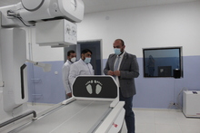 Աշտարակի բժշկական կենտրոնում ամբողջությամբ հիմնանորոգվել և ժամանակակից սարքավորումներով է վերազինվել ռենտգեն հետազոտության կաբինետը