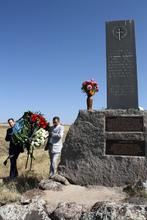 Հիշատակի տուրք` ամերիկացի զոհված օդաչուներին